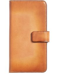 Sena - 'burnished Magia Wallet' Leather Iphone 6 Plus & 6s Plus Case - Lyst