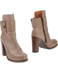 Napoleoni - Ankle Boots - Lyst