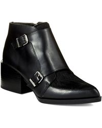 Circus By Sam Edelman Reese Ankle Boots - Lyst