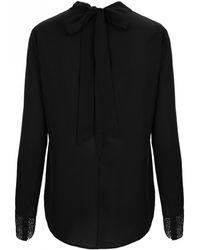 Temperley London   Batula Tie Shirt   Lyst