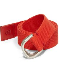 Victorinox - Iconic Nylon Belt - Lyst