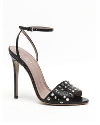 Gucci Coline Stud Sandals - Lyst