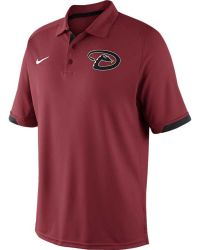 Nike Men'S Arizona Diamondbacks Ac Dri-Fit Training Polo - Lyst