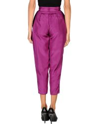 Lipsy | Casual Trousers | Lyst