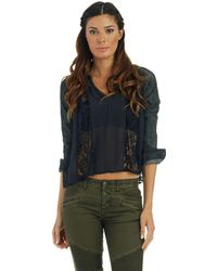 Free People Swing Swing Top - Lyst