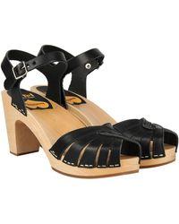 Swedish Hasbeens Sandals - Lyst