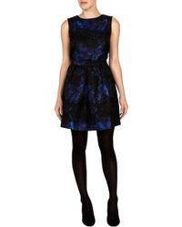 Coast Blue Jett Skirt - Lyst