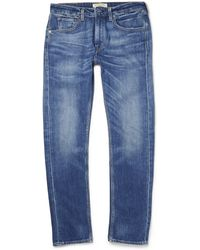 Levi's Tack Slim-fit Washed-denim Jeans - Lyst