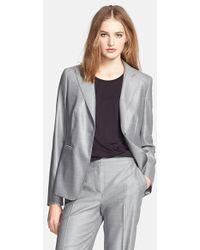 Max Mara Women'S 'Carlos' One-Button Jacket - Lyst