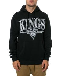 Mitchell & Ness The La Kings Abstract Vibes Pullover Hoodie - Lyst