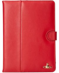 Vivienne Westwood Leather Ipad Air Case - Lyst