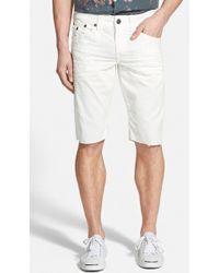 True Religion Men'S 'Ricky' Regular Fit Corduroy Shorts - Lyst