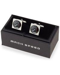 Mach Speed - Speedometer Cuff Links - Lyst