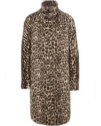 Giambattista Valli Alpaca Wool Coat - Lyst