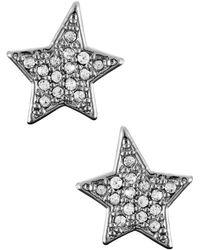 Kate Spade Twinkle Twinkle Stud Earrings - Lyst
