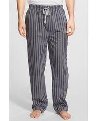 Michael Kors - Cotton Pajama Pants - Lyst