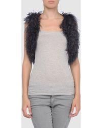 Le Full Fur Outerwear - Lyst