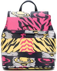 Vivienne Westwood Anglomania - Mix Print Backpack - Lyst