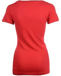 Sportiqe - Women's Short-sleeve Portland Trail Blazers V-neck T-shirt - Lyst