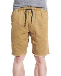 Volcom | 'volatility' Cut Off Shorts | Lyst