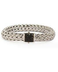 John Hardy 'Classic Chain' Extra Small Bracelet - Lyst