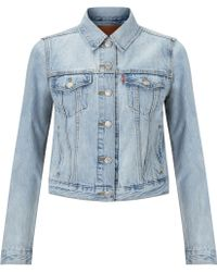 Levi's - Authentic Trucker Jacket - Lyst