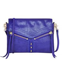 Botkier Legacy Leather Mini Crossbody Bag - Lyst