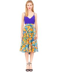 Yumi Kim Wrap Around Skirt - Lyst