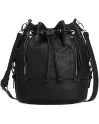 Kensie - Timeless Style Drawstring - Lyst