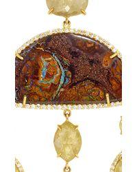 Shop Women\'s Nina Runsdorf Earrings from $2200 | Lyst