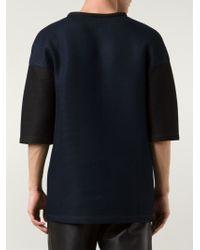 Ada + Nik - Mesh T-Shirt - Lyst