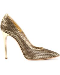 Casadei Barbarella Pumps - Lyst
