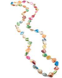 James Lakeland - Multi Colour Long Bead Necklace - Lyst