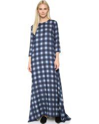 Jenni Kayne - Long Sleeve Dress - Lyst