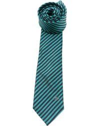 Vivienne Westwood Striped Tie - Lyst