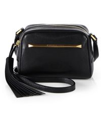 B Brian Atwood Barbara Mini Crossbody Bag - Lyst