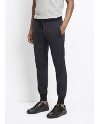Vince | Double Knit Pull On Jogger | Lyst