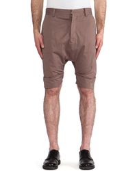 Chapter Brown Layr Short - Lyst