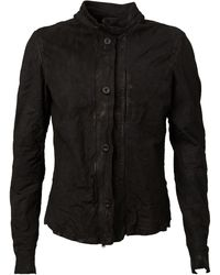 Lost & Found - Buttoned Jacket - Lyst