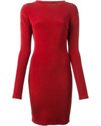 Jean Paul Gaultier Junior Gaultier Bodycon Dress - Lyst