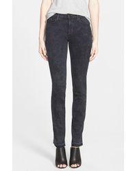 J Brand Mid Rise Skinny Jeans - Lyst
