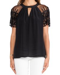 Alice By Temperley Everette Top - Lyst