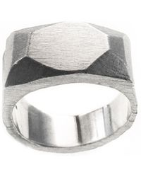 Fraser Hamilton - Faceted Ring - Lyst