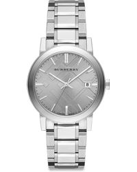 Burberry City Stainless Steel Bracelet Watch/38Mm - Lyst