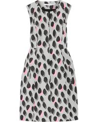 Diane Von Furstenberg New Summer Jacquard Dress - Lyst