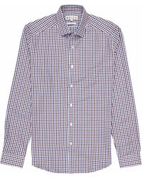 Reiss Marty Slimfit Check Shirt - Lyst