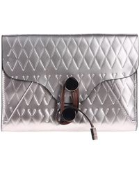 Proenza Schouler Handbag silver - Lyst
