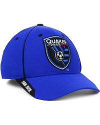 Adidas San Jose Earthquakes Mls Mid Fielder Cap - Lyst