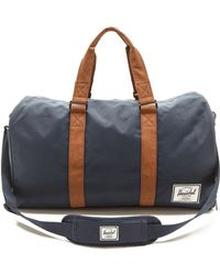 Herschel Supply Co. Novel Weekender Navy - Lyst
