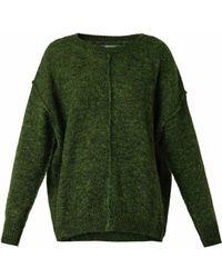 Isabel Marant Tam Oversized Sweater - Lyst